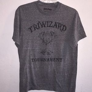Harry Potter's Triwizard Tournament Distressed T